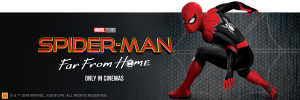 Woolworths Rewards – Win 1 of 20 Spider-Man prize packs valued at over $300 each