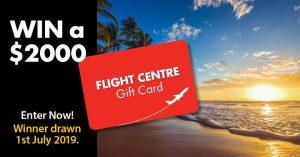 WorkwearHub – Win a $2,000 Flight Center gift card
