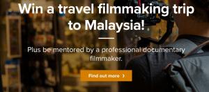 World Nomads – Win a travel Filmmaking 10-day trip in Malaysia