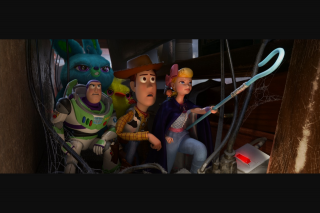 Access Reel – 5 Family Passes (admit 4) to See Toy Story 4 When It Opens In Cinemas June 20