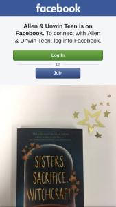 Allen & Unwin teen – Win One of Three Advance Reading Copies