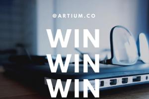 Artium Collective – Win a Free Logo Design Or T-Shirt Design