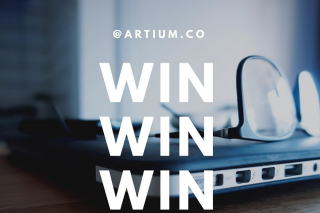 Artium Collective – Win a Free Logo Design Or T-Shirt Design