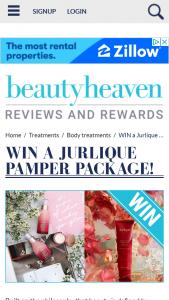 Beauty Heaven – Win a Fujifilm X T100 Kit