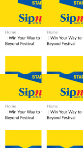 """Bottlemart – Sip n Save – Win Your Way to The Bourbon & Beyond Festival"""" (prize valued at $28,400)"""