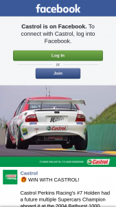 Castrol Racing – Win a Castrol Merchandise Pack