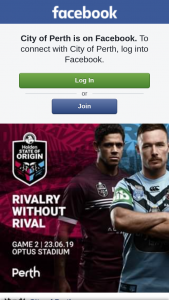 City of Perth – Win a Double Pass &#127944 (prize valued at $540)