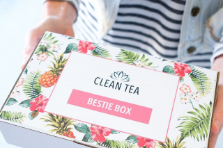 Clean Tea – 2 Bestie Boxes