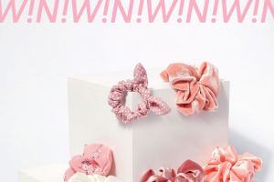 Colette by Colette Hayman – Win The Ultimate Scrunchie Pack