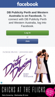 DB Publicity Perth & Western Australia – Will Be
