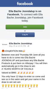 Ella Bache Joondalup – Win Yourself a Ps Vr Headset and a Copy of Blood & Truth (prize valued at $960)
