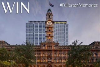 Fullerton Hotel Sydney – Return Economy Flights to Singapore for You and a Friend to Enjoy Two Nights at The @fullertonhotel Singapore