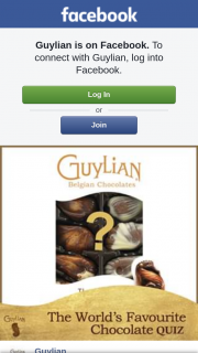 Guylian – Some Guylian Chocolates