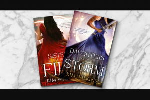 Harlequin books – Win The First 2 Books In The Blood & Gold Trilogy By Kim Wilkins (prize valued at $200)