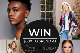 Insync Design – Is No Way Affiliated Or Sponsored By Instagram (prize valued at $500)