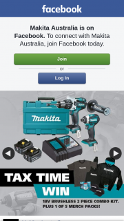 Maikta – Win an 18v Brushless 2 Piece Combo Kit