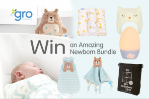 Mum Central – to One Lucky Mum Central Reader Featuring The Swaddle Grobag Alongside a Whole Heap of Great Sleep Goodies (prize valued at $500)