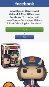 newsXpress Centrepoint Midland & Post Office – Win this Limited Edition Chase Angus Young Popvinyl