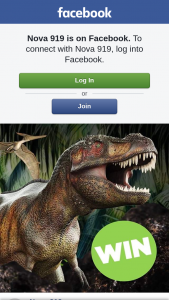 Nova Facebook 3 x Family pass to Jurassic Creatures on Saturday 6th July – 1 X Family Pass to Jurassic Creatures on Saturday 6th July at 600pm (acst) Valued at $116.00 Aud (inc Gst). (prize valued at $116)