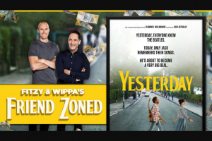Nova FM Fitzy & Wippa's Friend Zoned – Win One (1) Prize Each