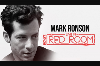 Nova FM Smallzy's sending you to see Mark Ronson in Nova's Red Room – Simply Enter Below and Tell Us Why You Need to Be There