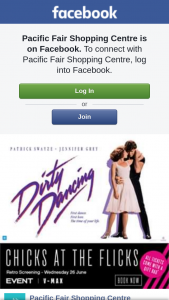 Pacific Fair Shopping Centre – Win 1 of 4 Double Passes for You and Your Bestie to The Next Chicks at The Flicks Dirty Dancing Event at Event Cinemas on Wednesday 26 June