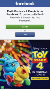 """Perth Festivals & Events – Win 1 of 5 Double Passes to Disney and Pixar's """"toy Story 4"""" (in Cinemas June 20)"""