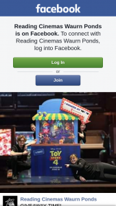 Reading Cinemas Waurn Ponds – Win a Double Pass to Disney Pixar's Toy Story 4 Just Like this Post
