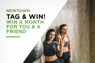 12 Round Fitness Newtown – 1 Month of Unlimited Training for You & a Friend