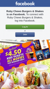 Ruby Chews burgers & shakes – Win a Family Pass to Limelight Cinemas Ipswich