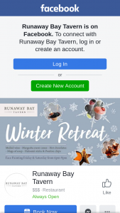 Runaway Bay Tavern – a $50 Hotel Voucher (prize valued at $50)