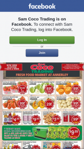 Sam Coco Trading Annerley – Win $100 Voucher to Spend In Store (prize valued at $100)