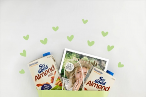 Sanitarium So Good – Win a 12 Month Subscription to Nourish Magazine and a Case of So Good Almond Milk (prize valued at $2,227)