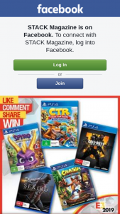 Stack magazine – Win a Huge Activision PS4 Games Bundle