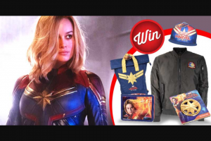 Stack magazine – Win One of Five Marvellous Captain Marvel Bundles