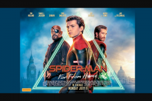 The Advertiser Plus Rewards – Win 1 of 20 Family Passes to an Exclusive Preview Screening (prize valued at $2,000)