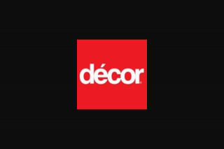The Decor Corporation Pty Ltd – Win a 'fridge Makeover' Consisting of (prize valued at $100)