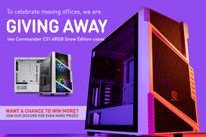 Thermaltake ANZ – Two Commander C31 Snow Edition Cases to Two Lucky Individuals