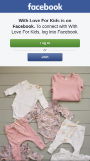 With Love for Kids – Competition (prize valued at $150)