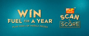 Caltex – Woolworths Rewards – Win 1 of 9 grand prizes of a years  worth of fuel OR 1 of 18,900 minor prizes