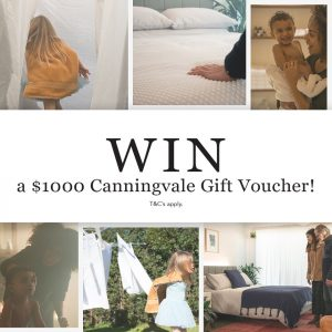 Canningvale – Win a $1,000 gift voucher