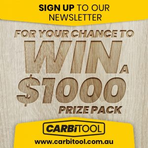 Carbitool – Sign Up to Win a $1,000 prize pack