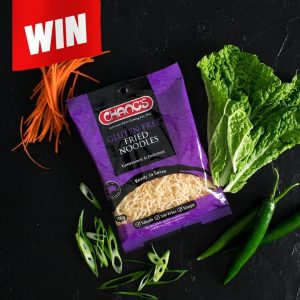 Chang's Asian Food – Win 1 of 3 double tickets to the Gluten Free Expo Sydney