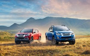 Channel Seven – Isuzu UTE Talking Footy – Win an Isuzu D-Max Crew Cab Automatic OR Isuzu MU-X 4×4 Automatic