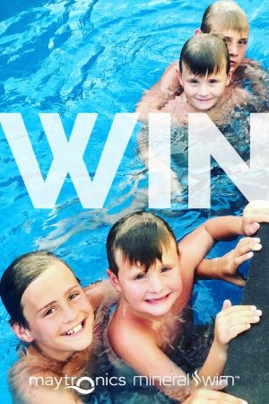 Flat Out Mum – Win a grand prize of a complete Mineral Swim system PLUS all premium minerals for 12 months OR 1 of 2 minor prizes