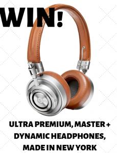 Gallantoro – Win a made in New York dynamic headphones