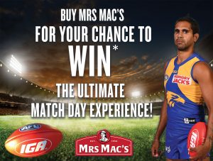 IGA – Win the ultimate match day experience