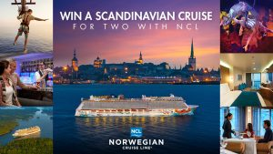 Network 10 – Celebrity Name Game – Win a 9-night cruise for 2 with Norwegian Cruise Line