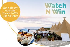 Network 10 – MasterChef – Win a gourmet holiday prize package for 2 for 10 nights in Perth