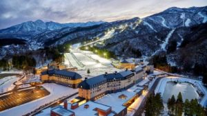 Network Ten – Win a Ski trip for 2 to Japan